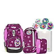 Рюкзак Ergobag BEARlissima с наполнением + светоотражатели в подарок