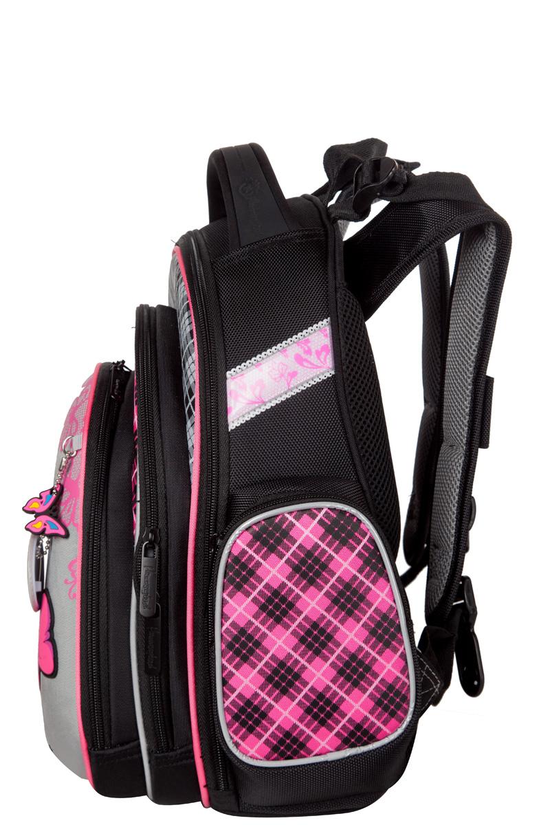 Школьный рюкзак Hummingbird TK54 официальный с мешком для обуви, - фото 3
