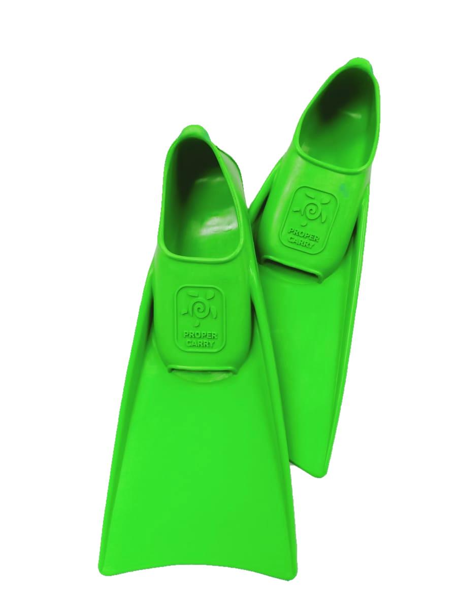 Грудничковые каучуковые ласты для плавания ProperCarry очень маленькие размеры 21-22, 23-24, 25-26, 27-28, 29-30, 31-32, 31-32, 33-34, 35-36, - фото 6